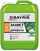 Концентрат для Кострукцийнной древесины Антисептик концентрат Bayris зеленый 5 л