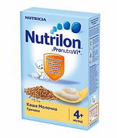 Каша молочная Nutrilon гречневая нутрилон, 225 г,