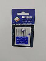 Иглы для БШМ TRIUMPH New 130/705H Джинс №90 (уп.5шт)