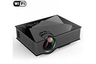 Светодиодный LED проектор UC46 WiFi
