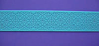 Коврик кондитерский силиконовый для айсинга Калейдоскоп