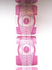 Формы  для наращивания искусственных ногтей RENEE  двухсторонние 01,500 штук, фото 2