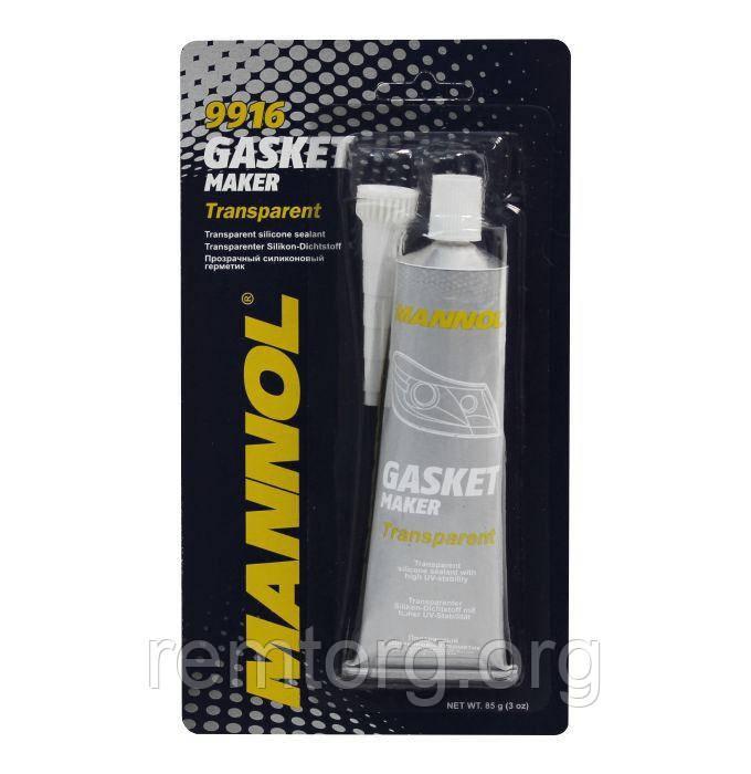 Герметик MANNOL 9916 Gasket Maker Transparent