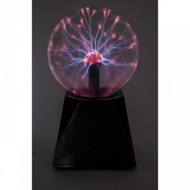 "Плазменный шар Plasma Light Ночник Magic Flash Ball Плазменный шар 5"""