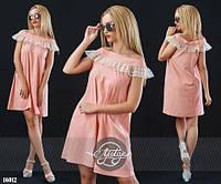 Платье - 16012  размер 46