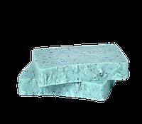 Натуральное мыло с голубой глиной и маслом виноградных косточек 80г