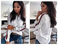 Рубашка женская батал, фото 1
