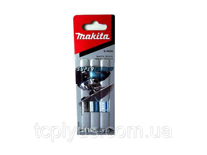 Комплект пилок до лобзика,Макіта B-06292
