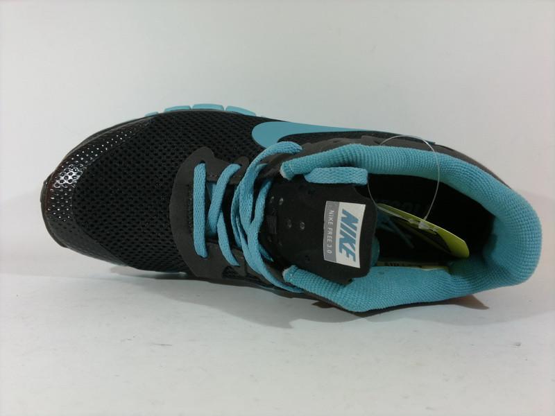 b09fc81e Кроссовки Nike free run 3.0 черные - бирюза , цена 885 грн., купить в  Чернигове — Prom.ua (ID#919253108)