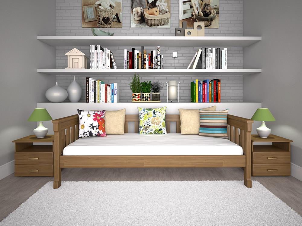 Односпальная кровать «Рондо 3»