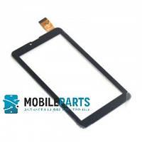 Сенсор (Тачскрин) для планшета Digma Optima Prime TT7000MG 3G (Черный)
