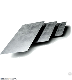 Лист стальной ст. 40Х 130 мм