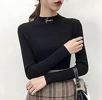 Кофточка Весна 2019 с вышивкой