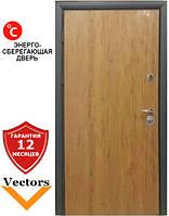 Very Dveri Сруб коричневый Коттедж Двери Входные C Терморазрывом