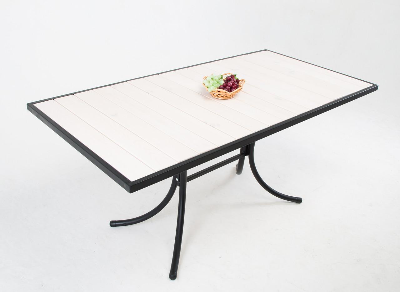 """Стол для кафе Микс-Лайн """"Бристоль"""" (1600*800)"""