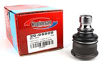 Опора шаровая (передняя/снизу) Renault Master/Opel Movano 98- KAPIMSAN 20-05909