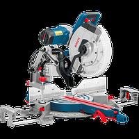Пила торцовочная Bosch GCM 12 GDL (0601B23600)