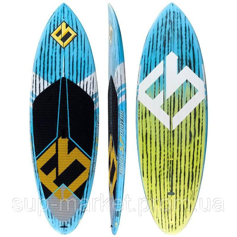 SUP доска Focus 10'6'' x 34'' x 4.62'' Torpedo Surf Carbon Paddle Board, ACT