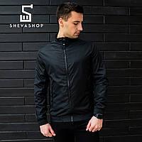 Куртка мужская демисезонная Baterson Monako черный  S