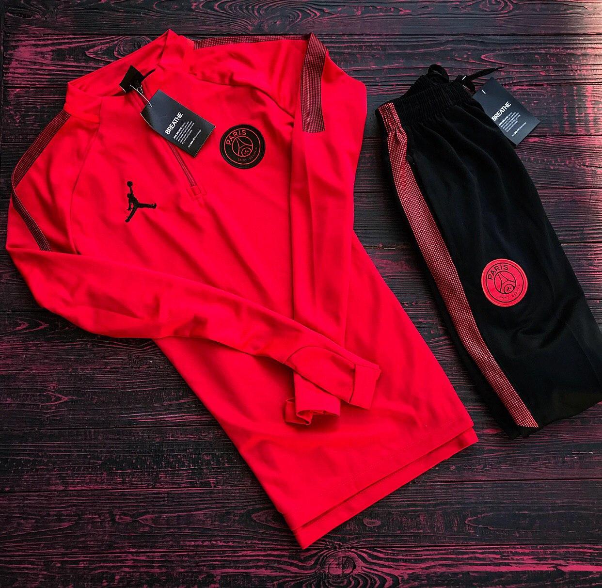 8d8b41cd Спортивный (тренировочный ) костюм PSG Jordan 2018-2019 сезона - Sport  Exclusive магазин футбольной