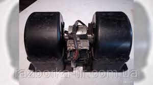 Моторчик печки для MAN TGA - TGX