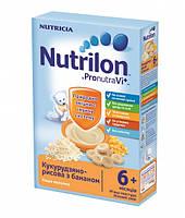 Каша молочная Nutrilon кукурузно-рисовая с бананом нутрилон, 225 г