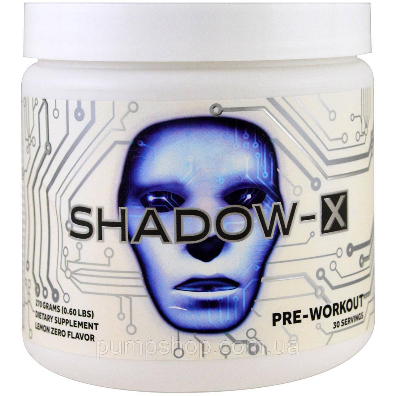 Предтренировочный комплекс Cobra Labs Shadow-X 30 порц.