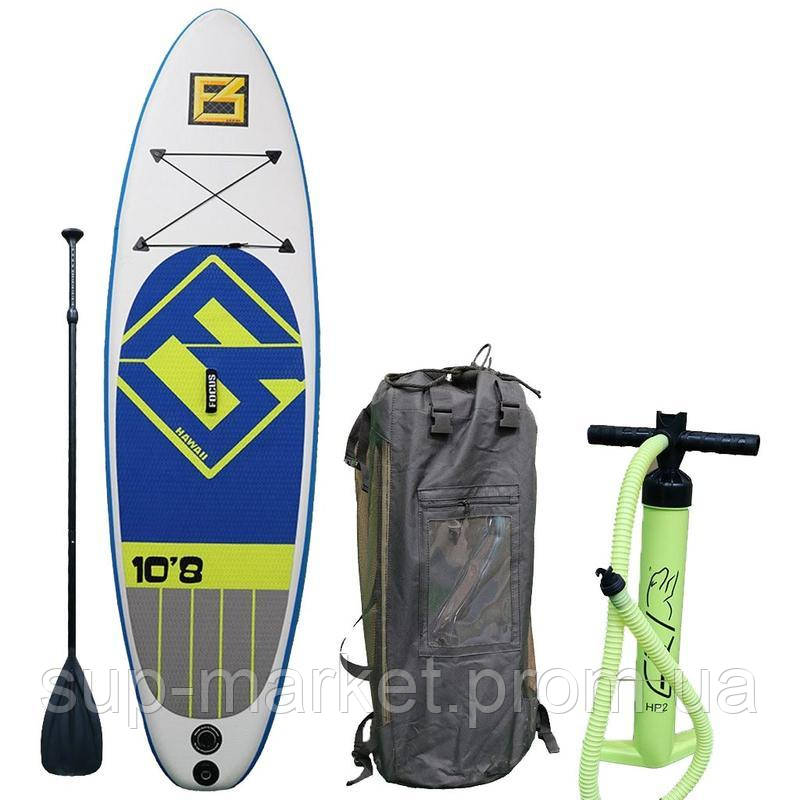 SUP доска Focus INFLATABLE PADDLE BOARD ISUP  10'8