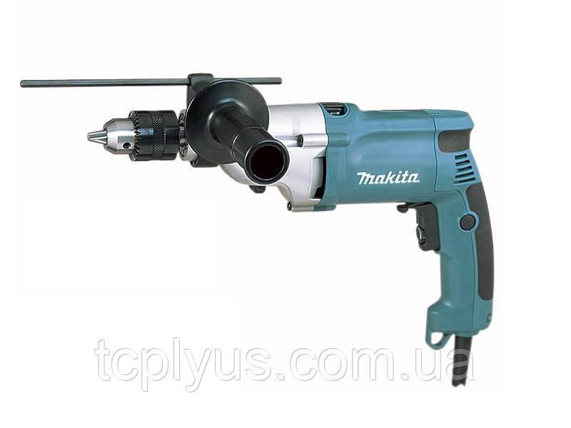 Двошвидкісний ударний дриль Makita HP2050H