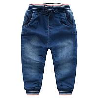 Утепленные плюшем зимние брюки 7446198, код (39816)