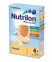 Молочная каша Nutrilon рисовая нутрилон, 225 г,