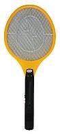 Мухобойка Оранжевый, Мухобойка аккумуляторная, мухобойка на аккумуляторах, мухобойка электрическая, мухобойка в виде ракетки электрическая,