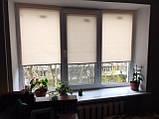 Тканевые ролеты на окна м/п двери, фото 2