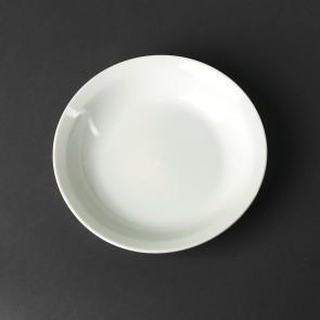 Тарелка суповая фарфоровая Helios 400 мл (HR1185)