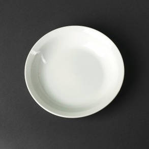 Тарелка суповая фарфоровая Helios 400 мл (HR1185), фото 2