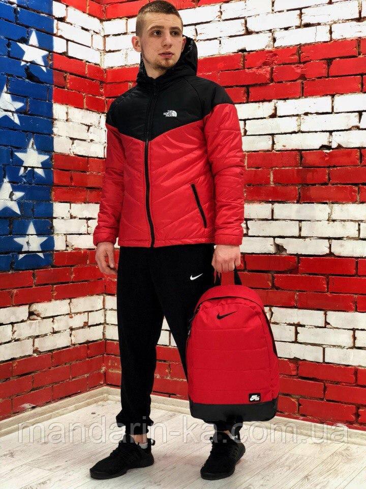 Демисезонная    мужская куртка ветровка  The North Face  Норд Фейс цвета  в ассортименте (реплика)