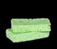Натуральное мыло с зеленой глиной 80г