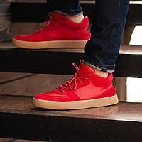 Кроссовки мужские стильные South Wild red, фото 1