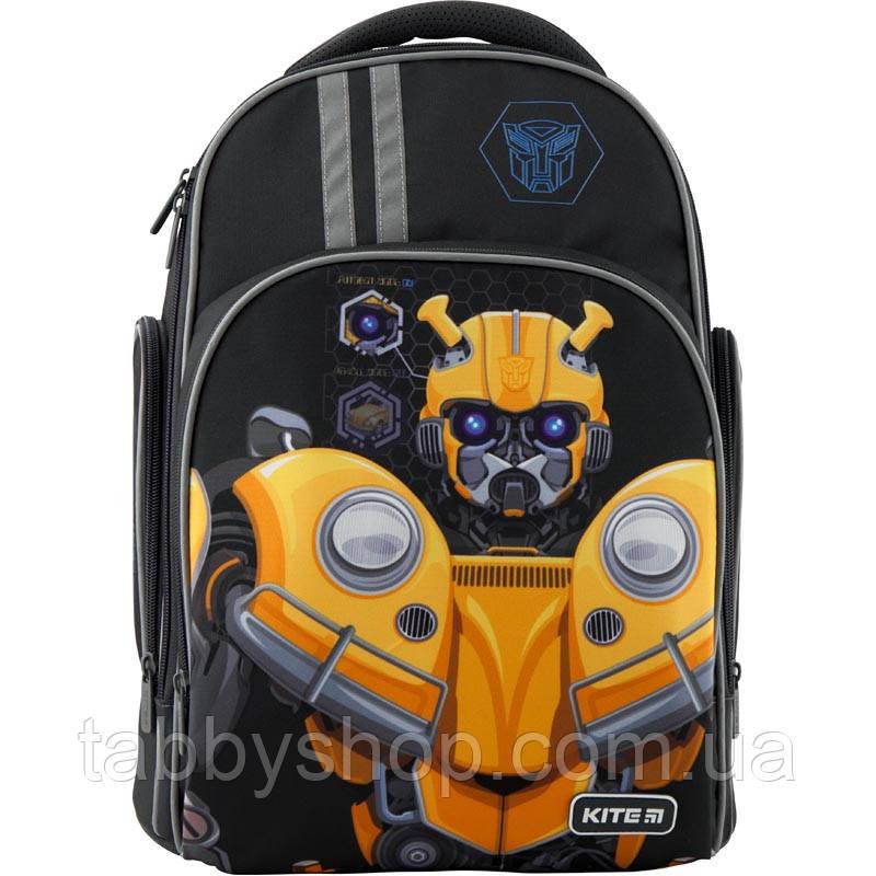 Рюкзак школьный ортопедический KITE Education 706 Transformers BumbleBee Movie