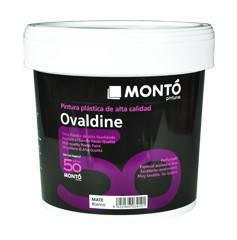 Фасадная краска Monto  Ovaldine Mat Aniversario 50 4л