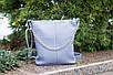 Женская сумка кожаная 41 сиреневый флотар 01410115, фото 4