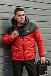 Демисезонная    мужская куртка ветровка  The North Face  Норд Фейс цвета  в ассортименте (реплика), фото 2