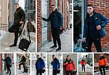 Демисезонная    мужская куртка ветровка  The North Face  Норд Фейс цвета  в ассортименте (реплика), фото 4
