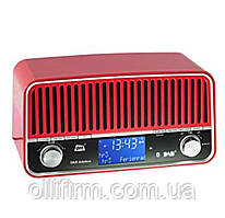 Радио DAB с часами, Bluetooth, USB