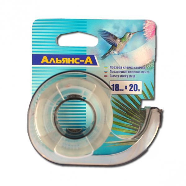 Диспенсер для скотча «Колибри» 12 мм