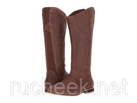 Женские кожаные сапоги Columbia р 40.5 стелька 26,5см. Оригинал Columbia