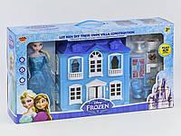 """Домик принцессы Эльзы """"Холодное сердце"""" Frozen"""