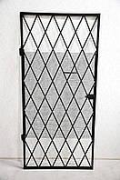 Решетка одностворчатая дверная