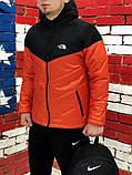 Демисезонная    мужская куртка   The North Face Норд Фейс цвета  в ассортименте (реплика), фото 2