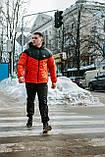Демисезонная    мужская куртка   The North Face Норд Фейс цвета  в ассортименте (реплика), фото 4